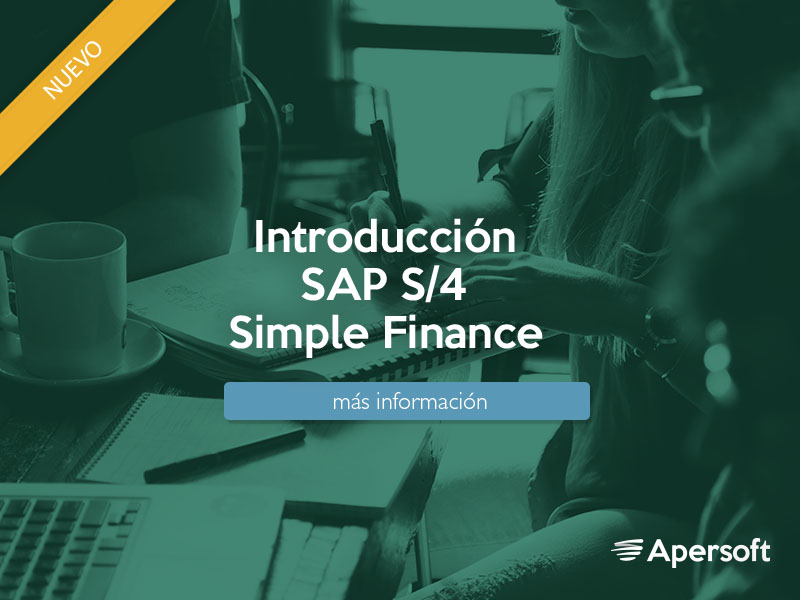 Introducción SAP S/4 Simple Finance