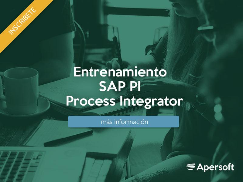 curso SAP PI Apersoft