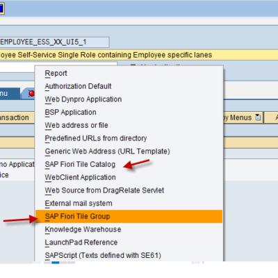 SAP FIORI Implementación, Administración y Configuración