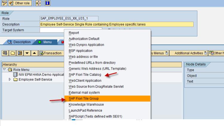 SAP Fiori Administration and Configuration
