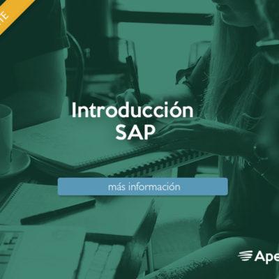 Introducción a SAP