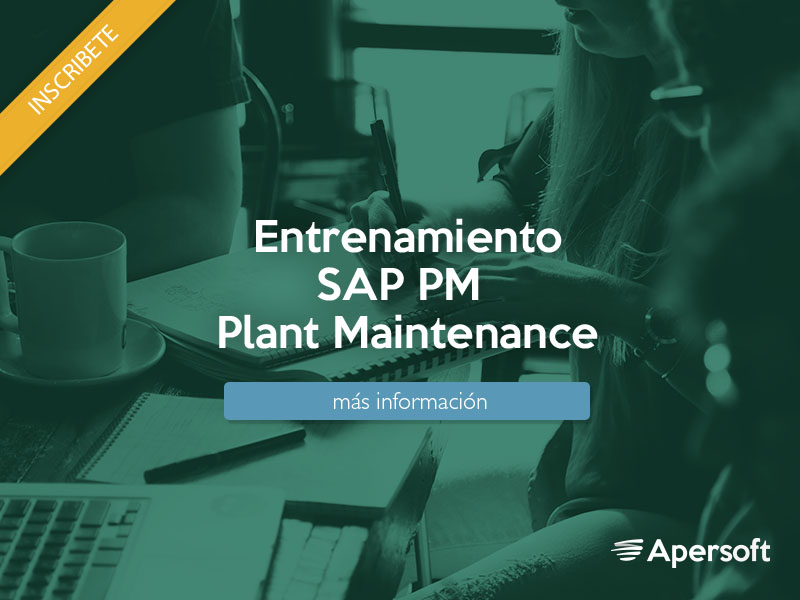 Entrenamiento SAP (PM) Plant Maintenance