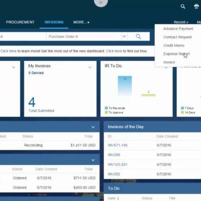 Entrenamiento SAP Ariba Funcional